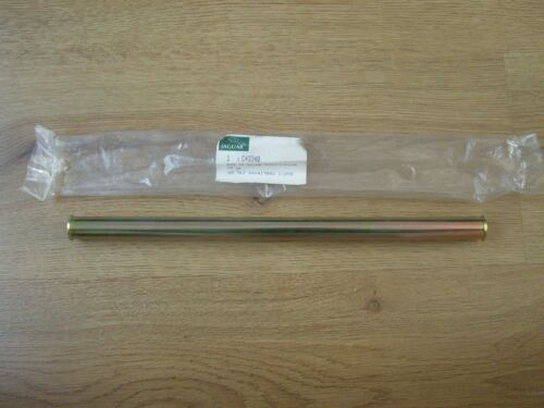 NEW GENUINE JAGUAR V12 STARTER MOTOR CABLE HEAT SHEILD TUBE XJS XJ12 XJR-S X300