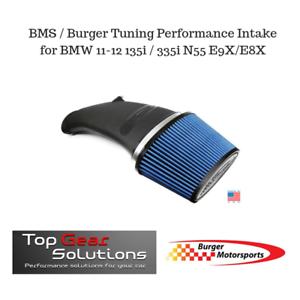Details about Burger Tuning BMS Performance Intake 2011-2012 BMW 135i 335i  N55 E90 / E92 / E82