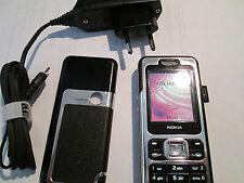 Nokia 7360 RM 127 schwarz-silber SIMfrei   Kamera Radio super ok gebr 149 X