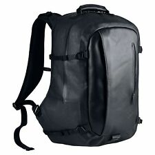 Nike NSW Cheyenne 2000 Eugene Leather Backpack BA4385-030 Black Laptop sleeve