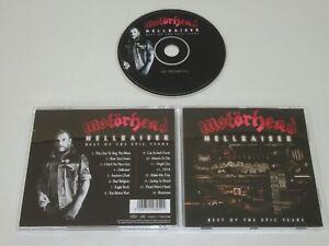 Motörhead / Hellraiser (Best Of The Epic Years )( Epic 510825 2) CD Album