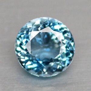 inhabituel 10mm rond facettes bleu clair labo aigue marine pierre pr cieuse ebay. Black Bedroom Furniture Sets. Home Design Ideas