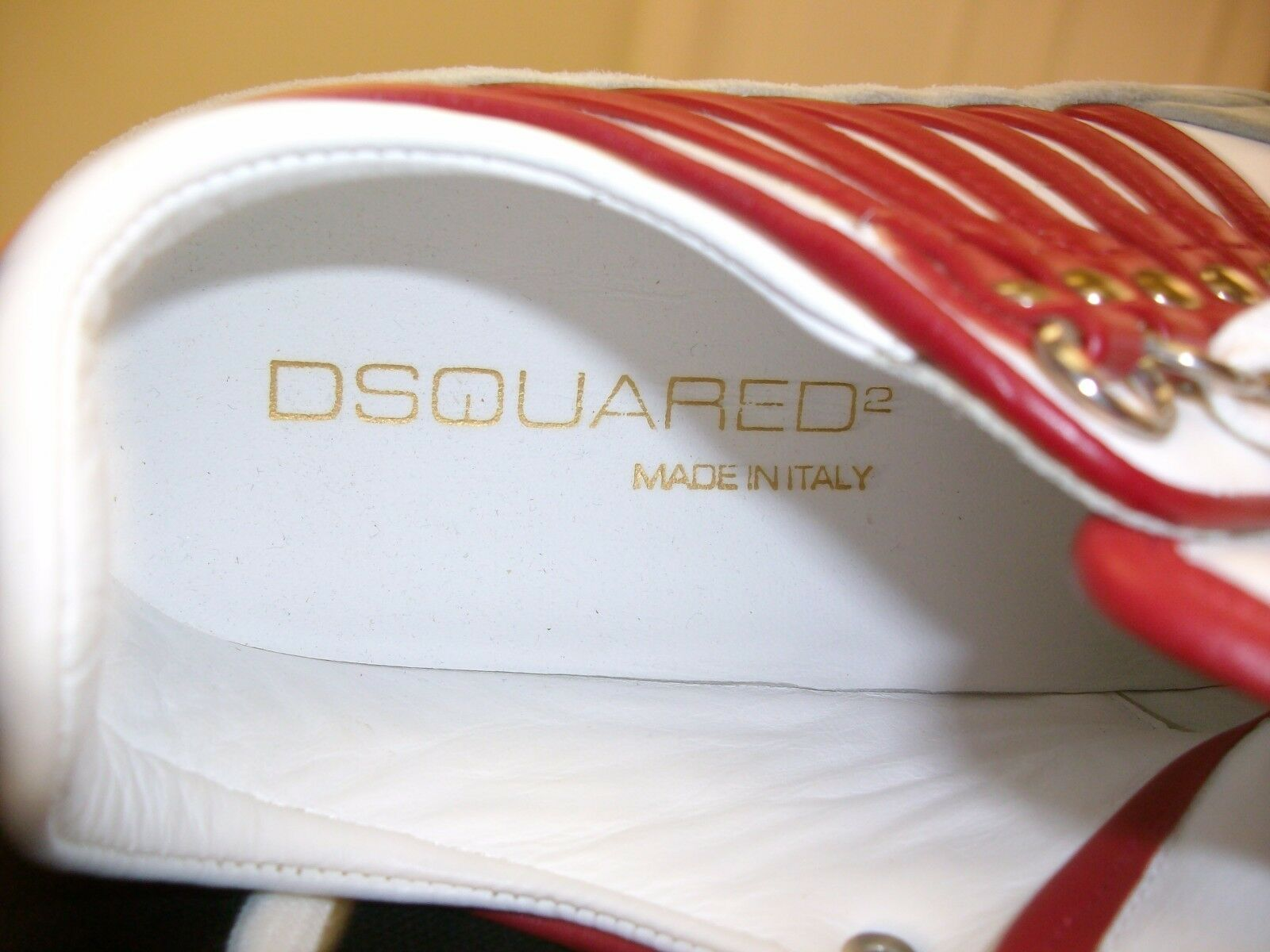 NEW DSQUARED2  Women's Sz  39   8.5, 8.5, 8.5,  Fashionable  Sneakers  325.00 a75cae