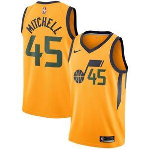 e84d3d1d649 Brand New Nike Donovan Mitchell Utah Jazz #45 Statement Edition ...