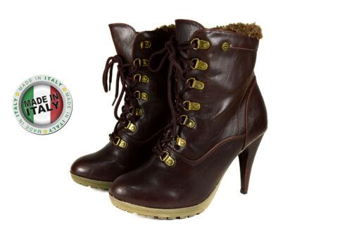 Miss Roberta Damen Schuhe Stiefeletten Boots Stiefel Herbststiefel Gr.38//39//40