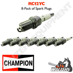 Champion Spark Plug Rc12yc   The InstaPaper