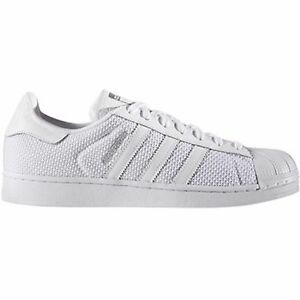 Image is loading S75962-Mens-Adidas-Originals-Superstar-Breathable-Knit -Triple-