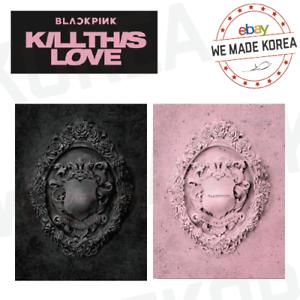 Blackpink-matar-a-este-amor-2nd-Mini-Album-CD-libro-de-fotos-Album-amp-el-numero-de-seguimiento