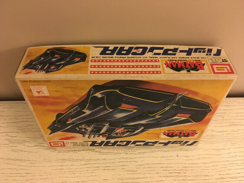 IMAI Japan Batman Batmobile Batmobile Batmobile Model Kit 1 42 7f5dc9