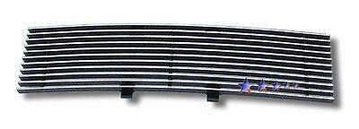 Billet Grills Insert Fit 09-14 Ford F150 Lower Bumper Aluminum Billet Grille