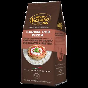 Farina-Vigevano-500-Gr-PIZZA-Tipo-1-germe-di-grano-vitale-macinato-a-pietra-l