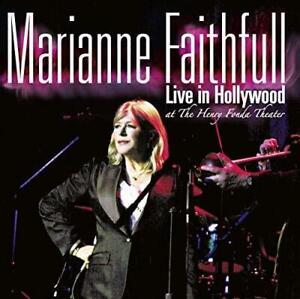 Marianne-Faithfull-Live-In-Hollywood-earMUSIC-NEW-CD