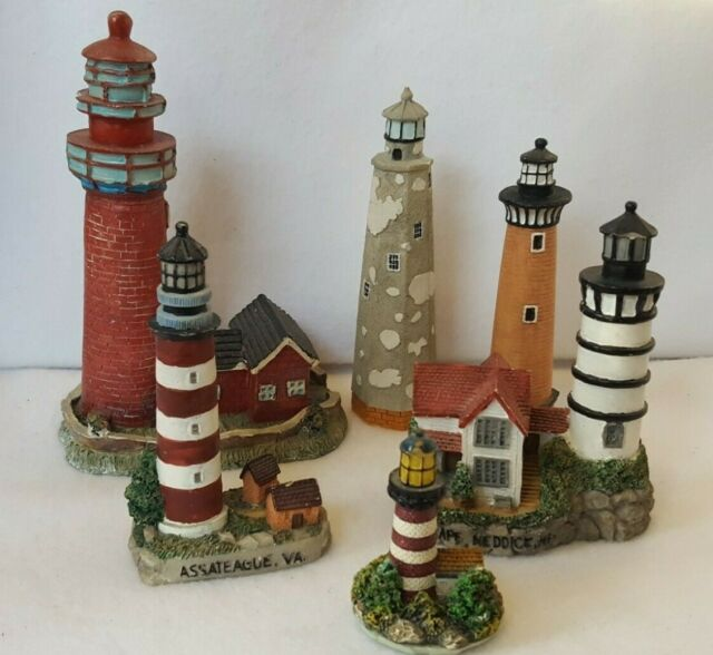 Hand Painted Wooden Sign HUGE Cape Neddick Lighthouse