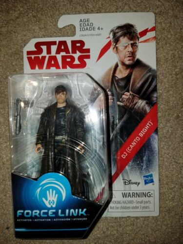 CANTO BIGHT STAR WARS EPISODE 8 THE LAST JEDI Nonmint Card DJ