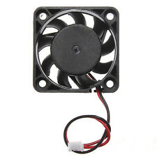 Ventilador 12v 2 pin 40mm ordenador refrigerador pequeño PC fan
