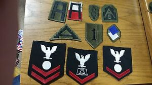 One version of the patch worn on the uniforms of American pathfinders who served during World War II.