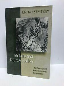Leora Batnitzky - Idolatry and Representation - Franz Rosenzweig - HC/DJ