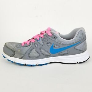timeless design a5aff 094bf Image is loading Nike-Womens-Revolution-2-Training-Running-Shoes-Size-
