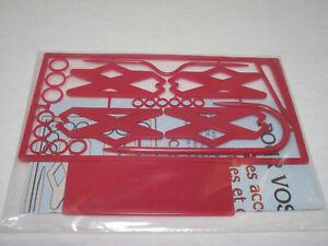 Pochette Vintage d'ACCESSOIRES pour TRICOTS NEUF sous emballage avec notice