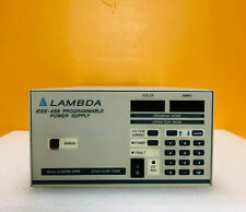 Lambda Lls 6008 Gpib 0 To 8v 0 To 20a Programmable Dc Power Supply Load Tested