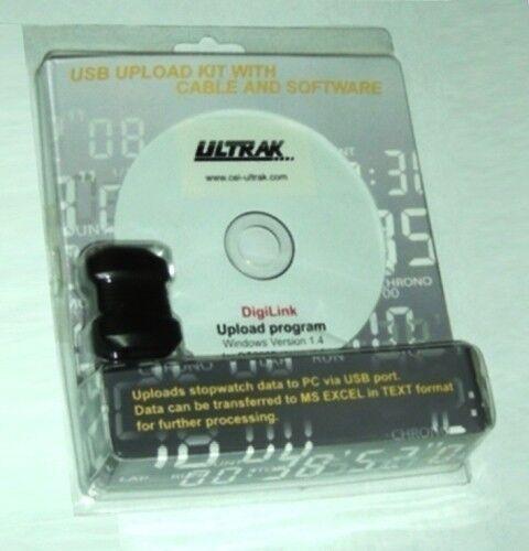 Stopwatch+Printer+Computer Interface ULTRAK 499-SYSTEM
