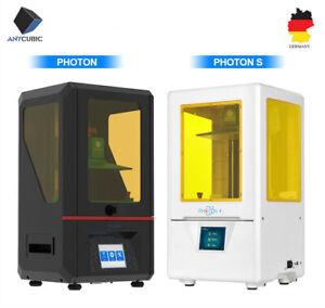 EU Anycubic Photon S/Photon 3D Imprimante UV Résine Lumière-Cure Haute Précision