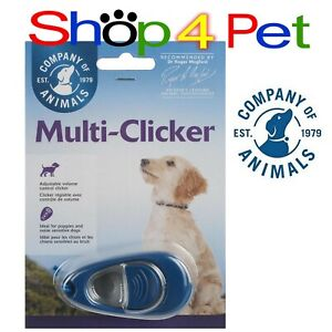 MULTI-CLICKER-with-VOLUME-CONTROL-for-DOG-TRAINING-by-COMPANY-OF-ANIMALS