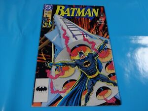 Batman-466-issue-DC-Comic-book-Bronze-1st-print