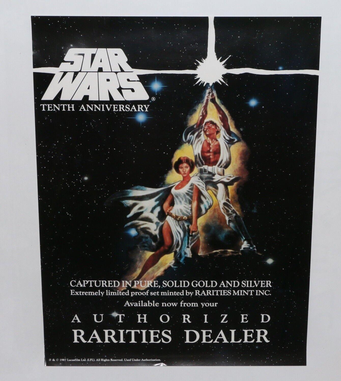 Medallistas del décimo aniversario aniversario aniversario de la guerra de las galaxias, 1987 c9b