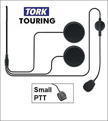 Tork Smartphone Motorcycle Helmet Headset Cellular Phones