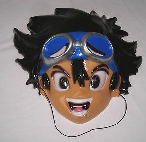 Masque carnaval DIGIMON 1999 AKIYOSHI HONGO TOEI Animation TAI César SA SAUMUR