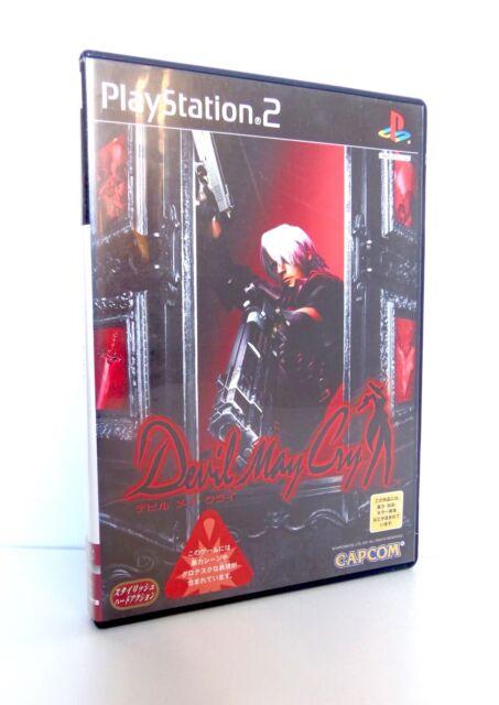 DEVIL MAY CRY Sony Playstation 2 PS2 Japan