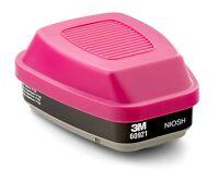 3m 60921 P100 Ov Cartridge For Respirator Case 30 Pairs/packs