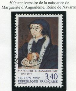 TIMBRE-FRANCE-OBLITERE-N-2746-MARGUERITTE-ANGOULEME