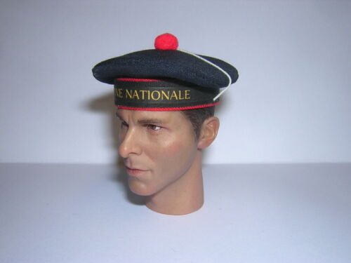 Navy Banjoman 1:6 Scale Custom Made French Sailor/'s hat Marine Nationale