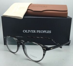 ba26b30164d8 New OLIVER PEOPLES Eyeglasses RILEY R STRM OV 5004 1002 47-20 Storm ...