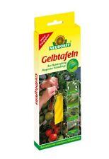 Neudorff Gelbtafeln klein 7,5x20 cm Klebetafel Leimtafeln Gelbsticker