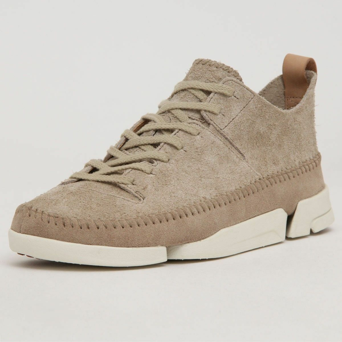 Clarks Originale in Uomo ** WALLABEES Trigenic Flex, sabbia in Originale pelle scamosciata, G 7caef8