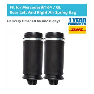 2× Luftfeder Luftbälge für Mercedes W166 X166 GL 350 450 500 Vorne Links Rechts