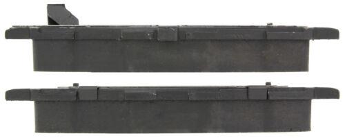 Disc Brake Pad Set-C-TEK Metallic Brake Pads fits 12-14 Canter FE160