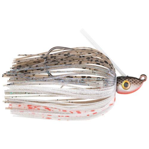 5//16 Swimming Bass Fishing Jig or 3//8 oz Strike King Tour Grade Swim Jig 1//4