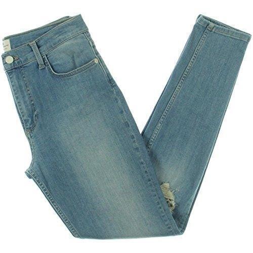 37423ace5c3 6 Vntg Rebound SKINNY French Connection Light Blue Jeans 1120 for sale  online | eBay