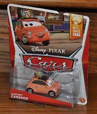 2014 Disney World of Cars Die Cast Race Fans Cartney Carsper #1 of 9 NEW