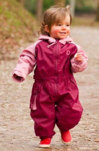 Hippychick Waterproof All-in-One Suit Rainsuit Puddle suit /& Fleece Lined Suit