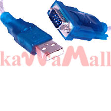 USB TO RS232 SERIAL  DB9 CABLE VISTA PDA GPS VIEWSAT PANSAT