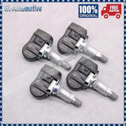 4x Tire Pressure Sensor 315MHz TPMS 42753TZ3A51 For Honda Acura TLX ILX RDX MDX
