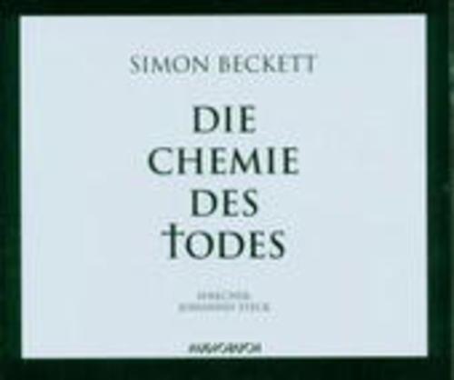 1 von 1 - Hörbuch: Die Chemie des Todes v. Simon Beckett 6 CD's , David Hunter 1