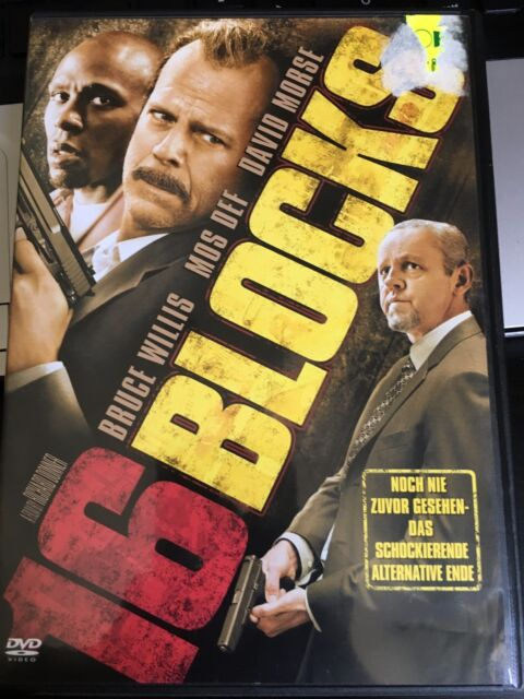 16 Blocks (2006) Bruce Willis