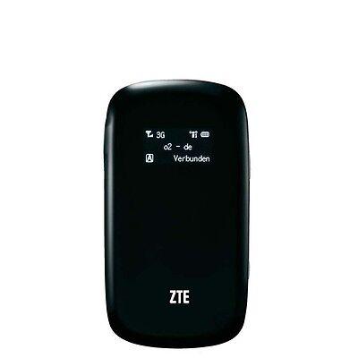 Unlocked ZTE MF60 HSPA+ 21M 3G Wireless Router Pocket WiFi Mobile Hotspot