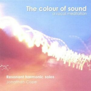 Jonathan Cope - Colour of Sound [New CD]